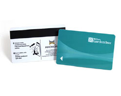 Plastic card manufacturers gift cards business cards key cards reheart Gallery