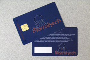 Full-Color Plastic Smart Cards