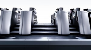 Plastic Card Printing on Offset Litho Printers from Heidelberg