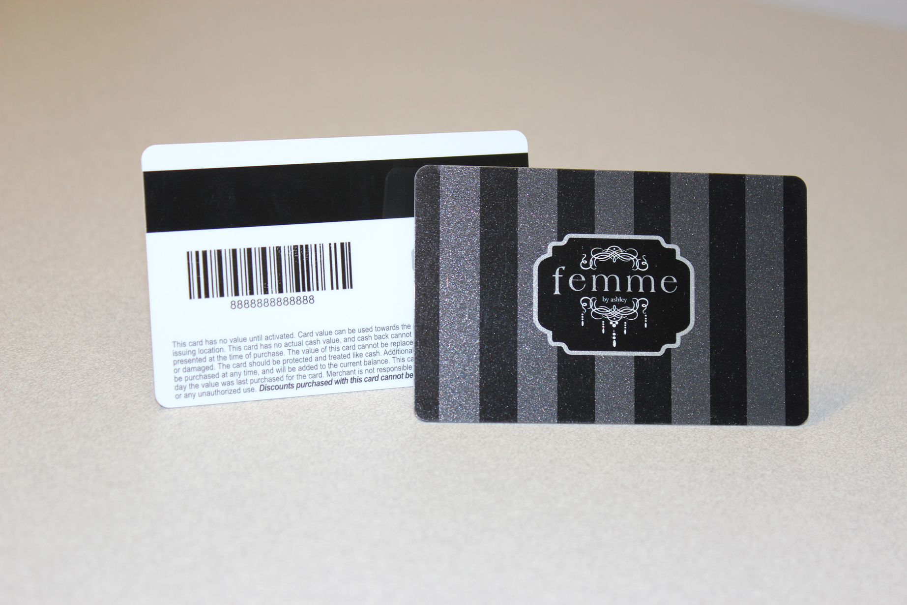 Plastic Business Cards With Barcode Choice Image - Card Design And ...