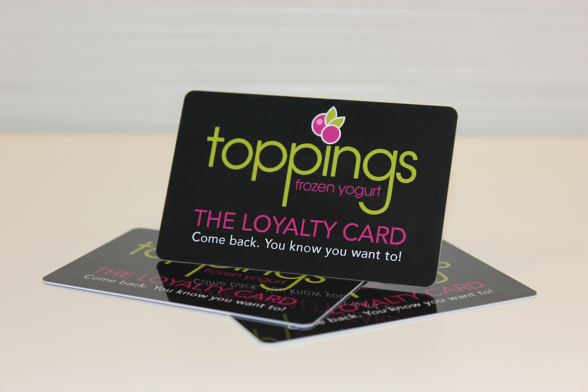 Plastic Gift Cards & More. 10 Plastic Card Applications