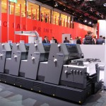 Offset Press: Heidelburg Printmaster GTO52 (Germany)