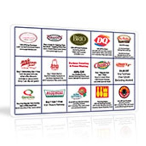 Fundraising Cards