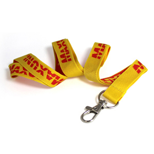 Custom lanyards in an assortment of styles