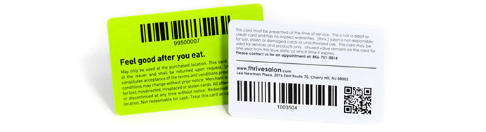 Barcode Cards Information On Barcode Gift Cards Amp More