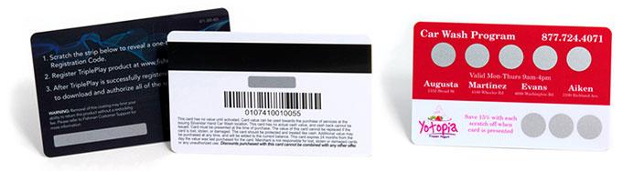 Custom Scratch off Cards | Scratch Off Card Printing