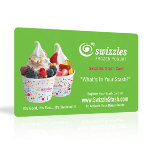 Print custom loyalty cards for business