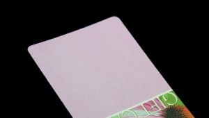 Paper Plastic Card Finish