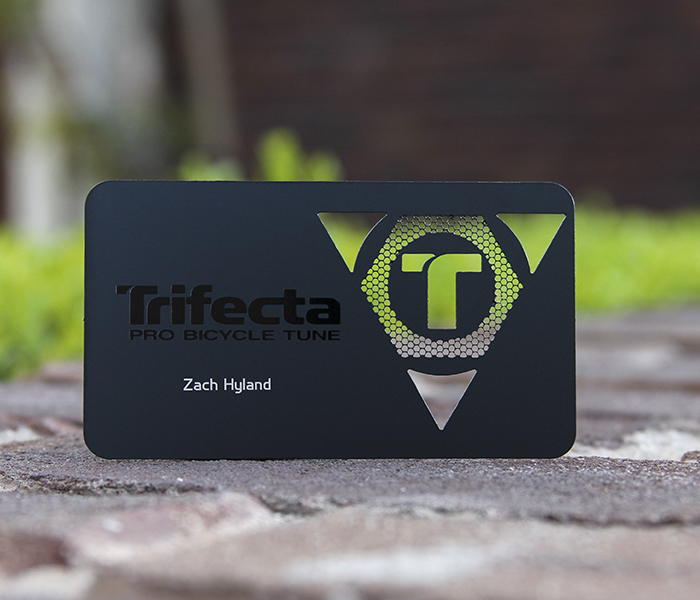 Custom Metal Business Cards Impress Plastek Cards Blog