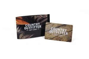 Country Outfitter Gift Card Holder