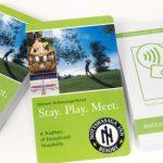 RFID Keycard, Overlay