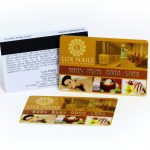Embossed with Tipping, Overlay